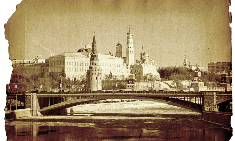 When life was simple: A trip to Moscow, circa 1974
