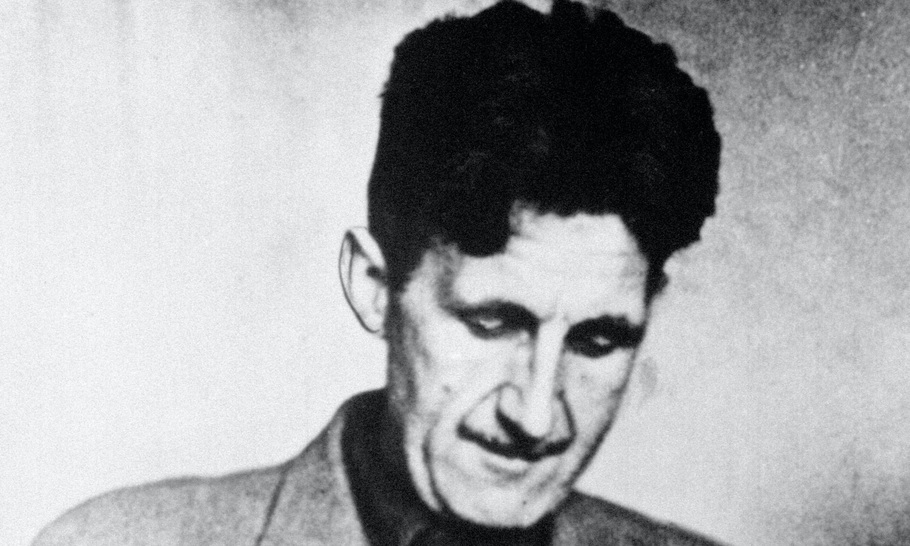 Orwell's food journeys