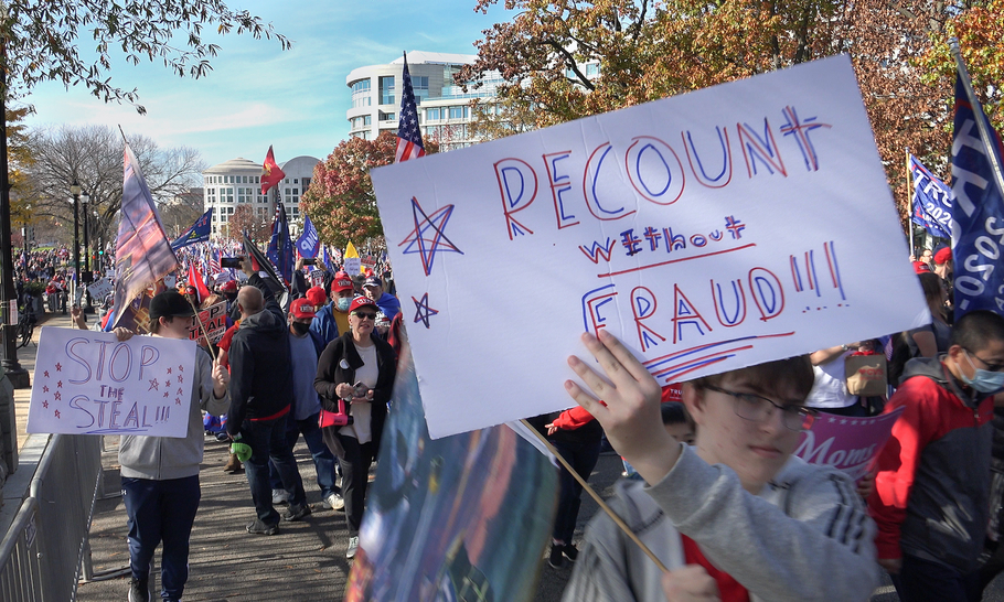 Voter fraud: threat to democracy or pretext for despots?