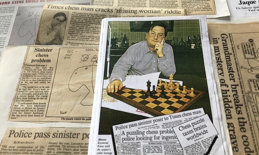 The Great Chess Murder Challenge