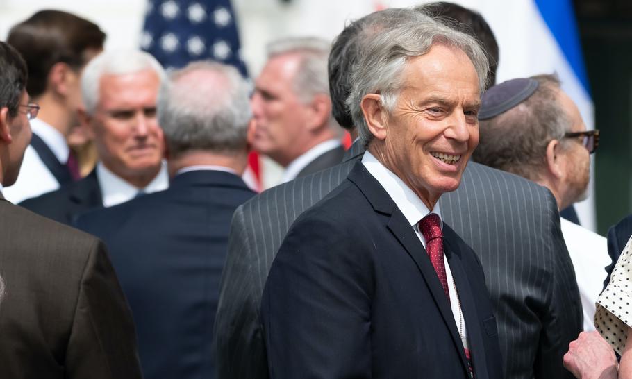 Could Tony Blair make a comeback?