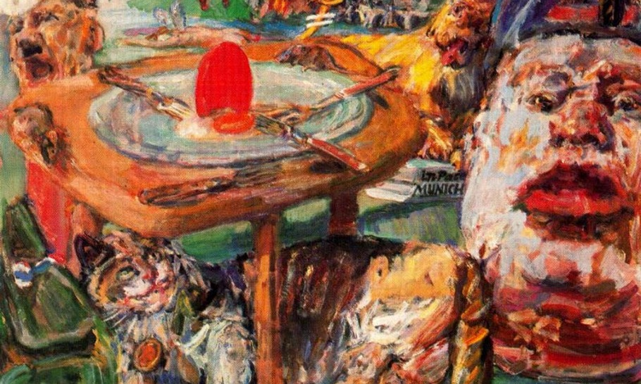 From Kokoschka to Mondrian: The persecution of Christians and Jews