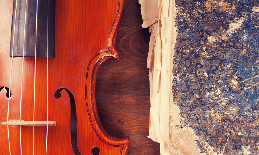 The life and adventures of a fiddle: Lev's Violin by Helena Attlee