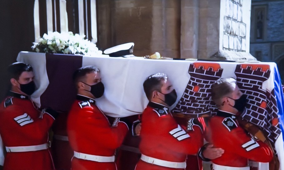 Reflections on a funeral