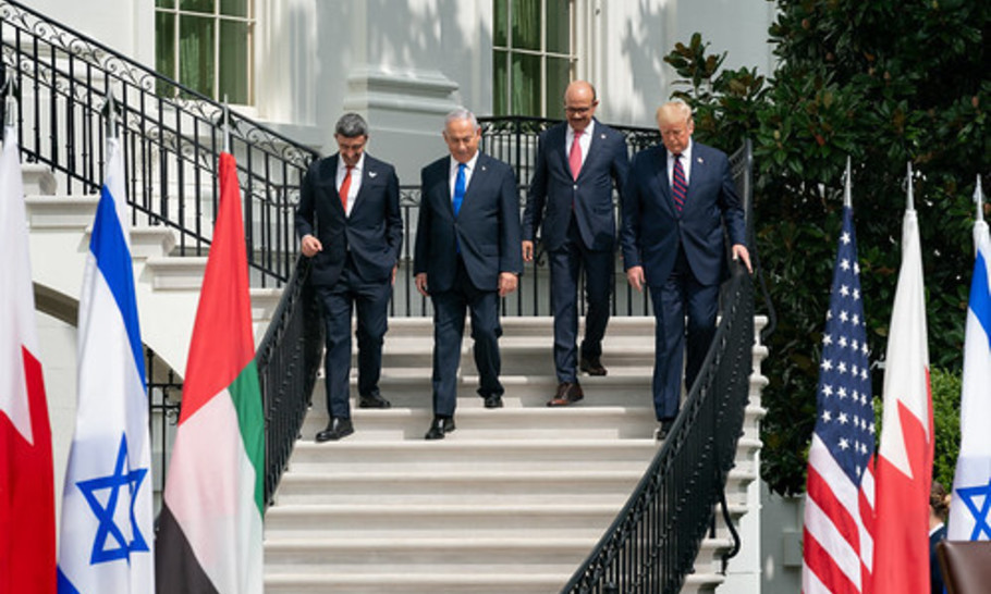 Will the Israel-Palestinian conflict wreck the Abraham Accords?