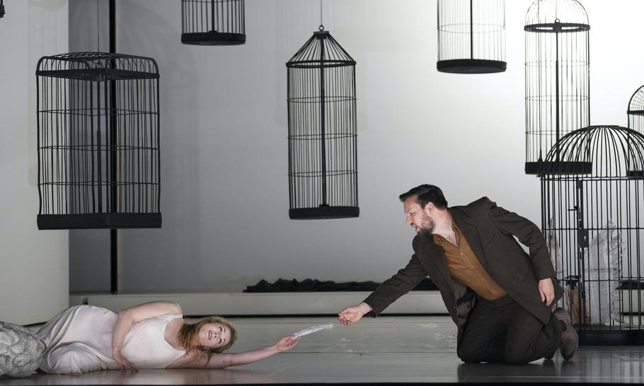 Clemenza at Royal Opera House, Katya at Glyndebourne
