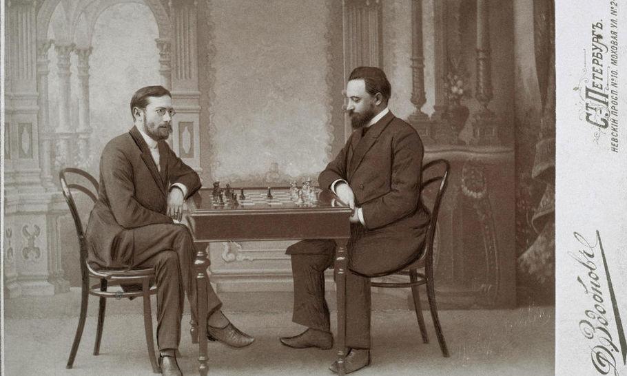 Freudian feud: Tarrasch versus Nimzowitsch