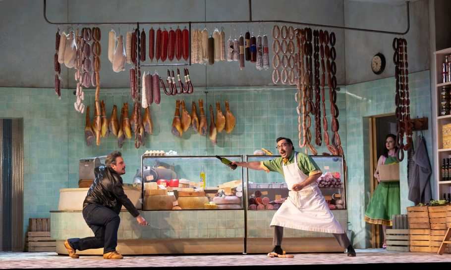Glyndebourne's wonderfully musical Turco suffers from creative confusion