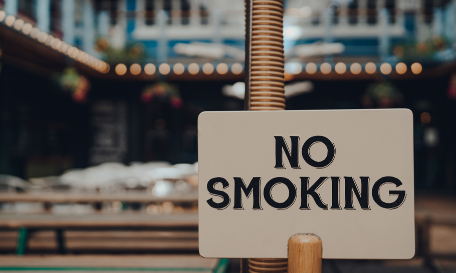 A local authority wants smoking bans outside pubs. Why not try vaping?