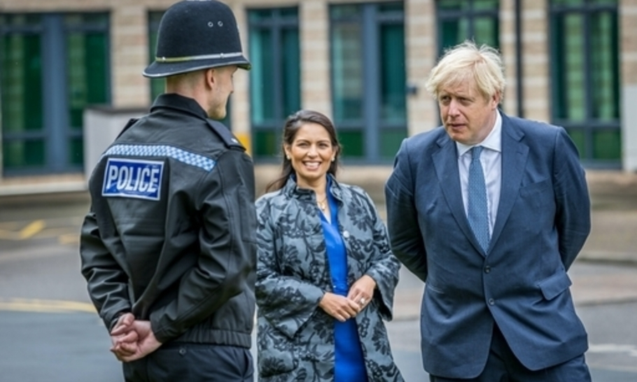 On illegal migration, both Joe and Boris have passed the buck to the women