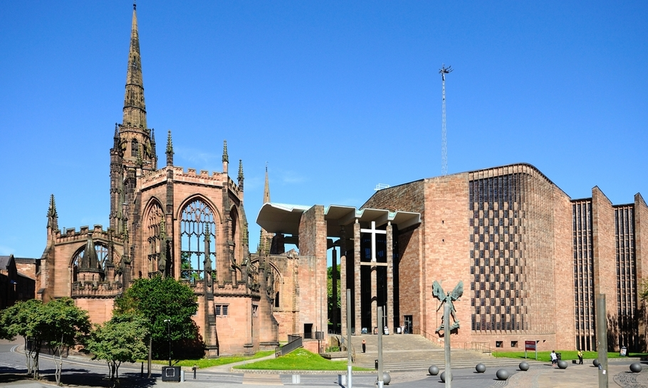 Coventry and its cathedral: the rise and fall of an urban utopia