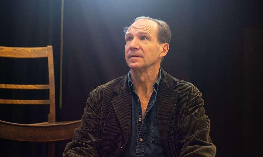 Every poem an epitaph: Ralph Fiennes performs TS Eliot's Four Quartets