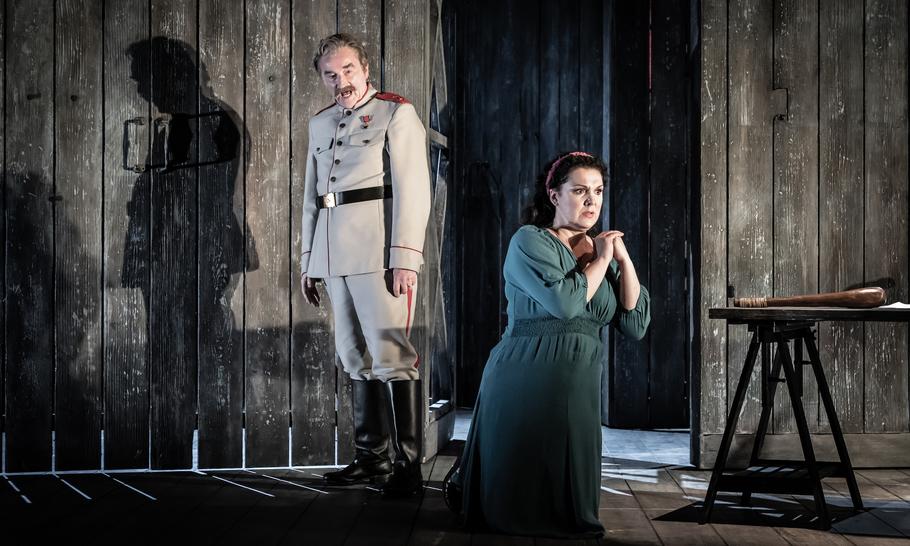 Rimsky-Korsakov's Ivan the Terrible and his daughter evoke our sympathy