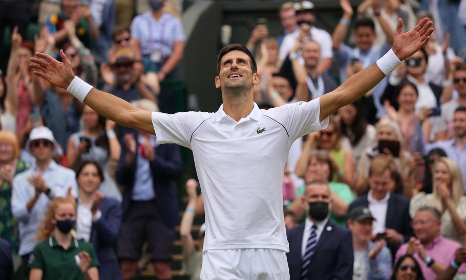 Novak Djokovic, the GOAT. Really?