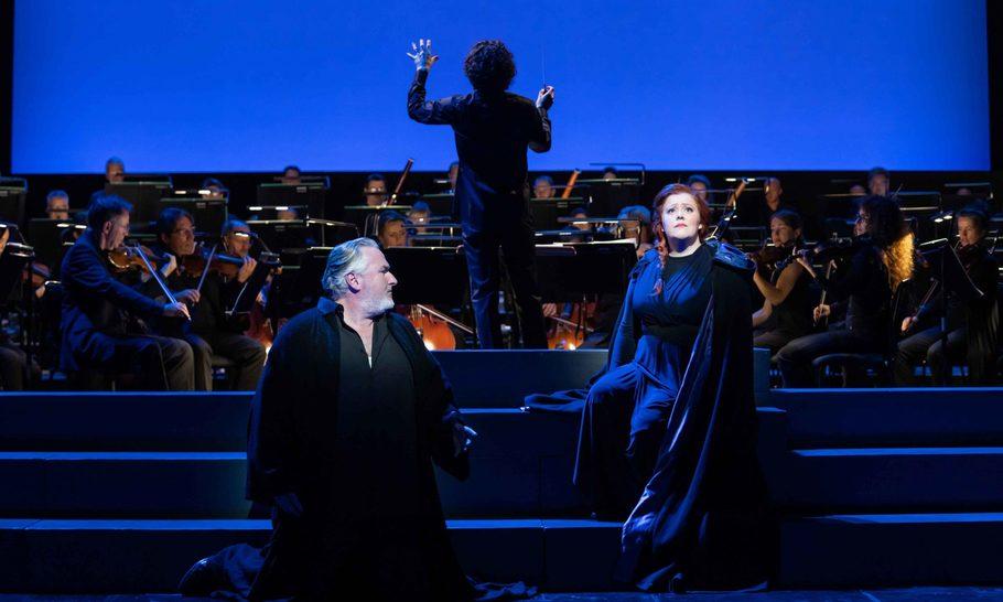 Sublime musicianship in Glyndebourne's Tristan und Isolde