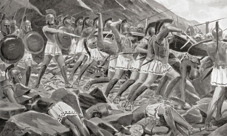 From Thermopylae to Kabul: why the West is now the Persian Empire reborn