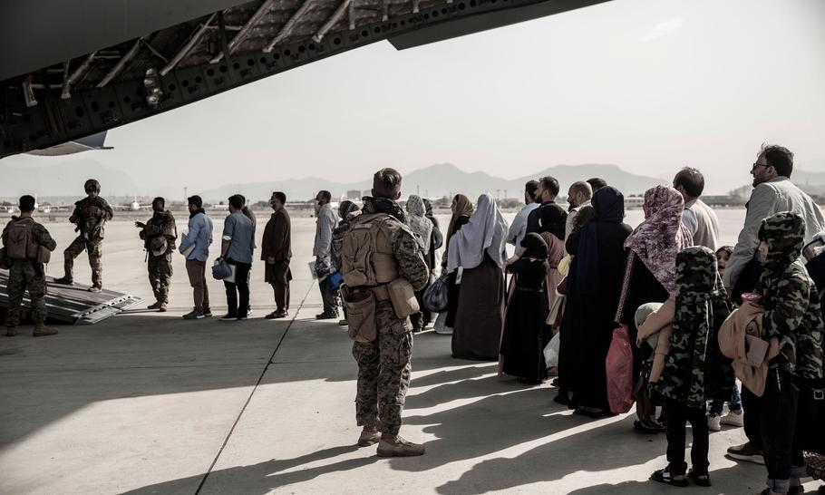 The Rout of Kabul: its meaning and consequences for the West