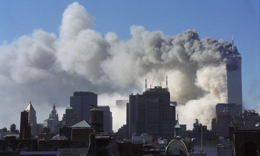 My 9/11: sang-froid at Heathrow, panic in Frankfurt, terror in America