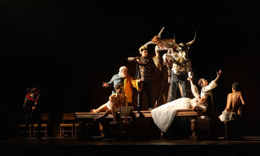 Great new production of 'Rigoletto' reopens the Royal Opera