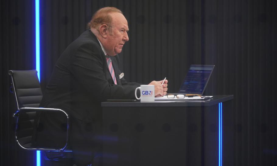 Andrew Neil and GB News: sound and fury signifying something