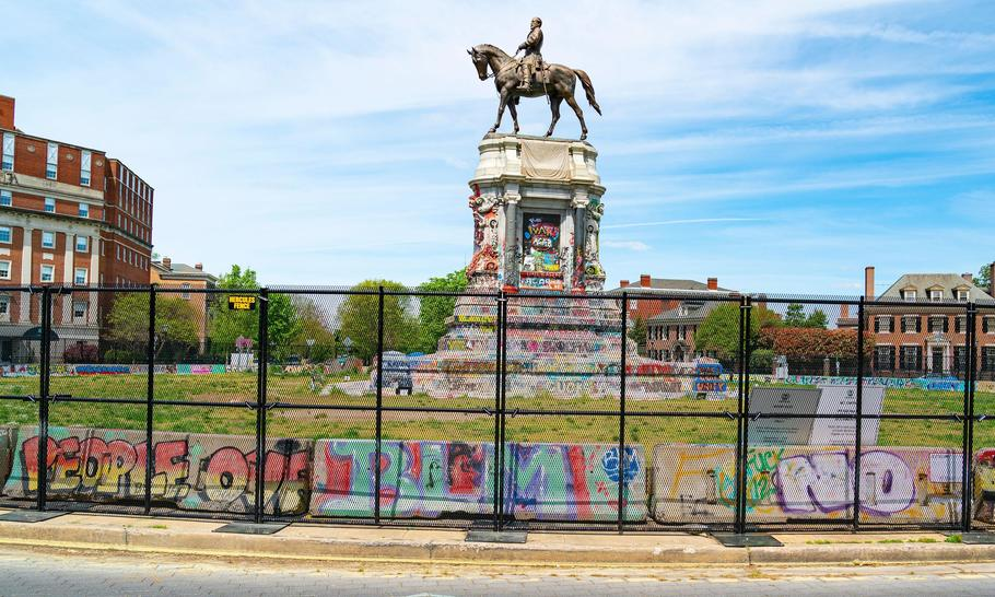 Monuments, memory and war: lessons from the American South