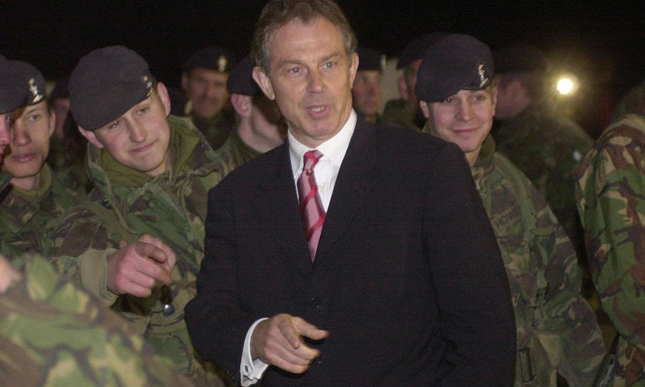 Terrorism, Islam and Tony Blair: countering a 'first-order threat'