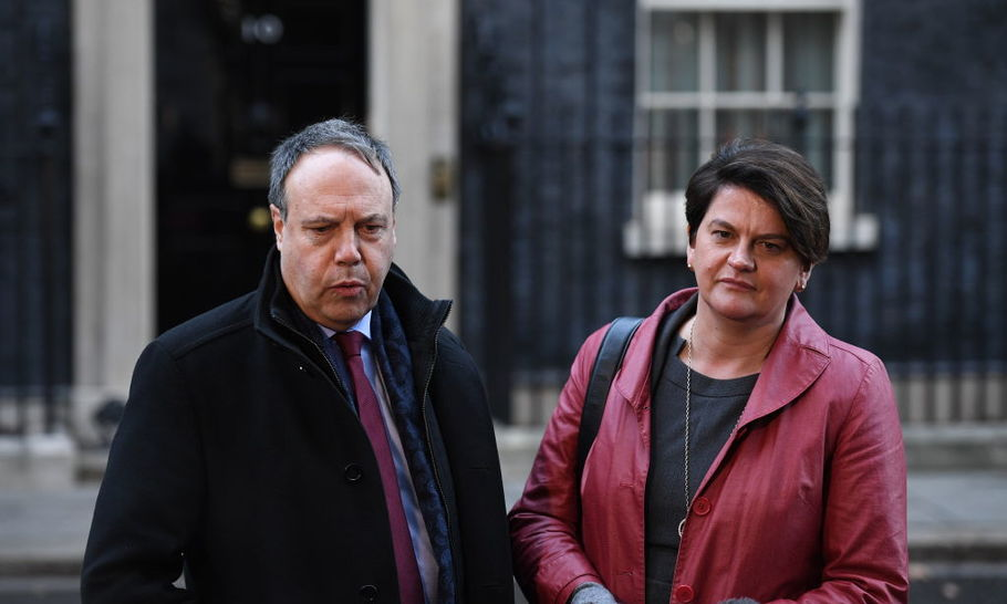 Will the DUP wobble on its backstop opposition?