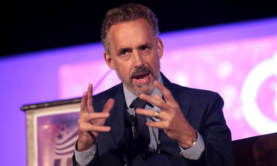 Not only has Jordan Peterson not been denied free speech — he doesn't even practise what he preaches