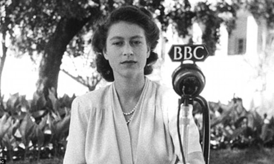 How my great-grandfather came to write the defining speech of Queen Elizabeth's reign