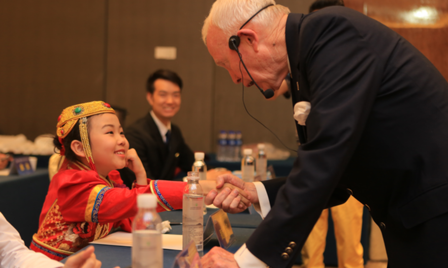 RIP Tony Buzan, headmaster of the human race