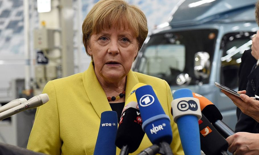 German correspondents aren't reporting the story of Brexit. They're churning out Merkel propaganda