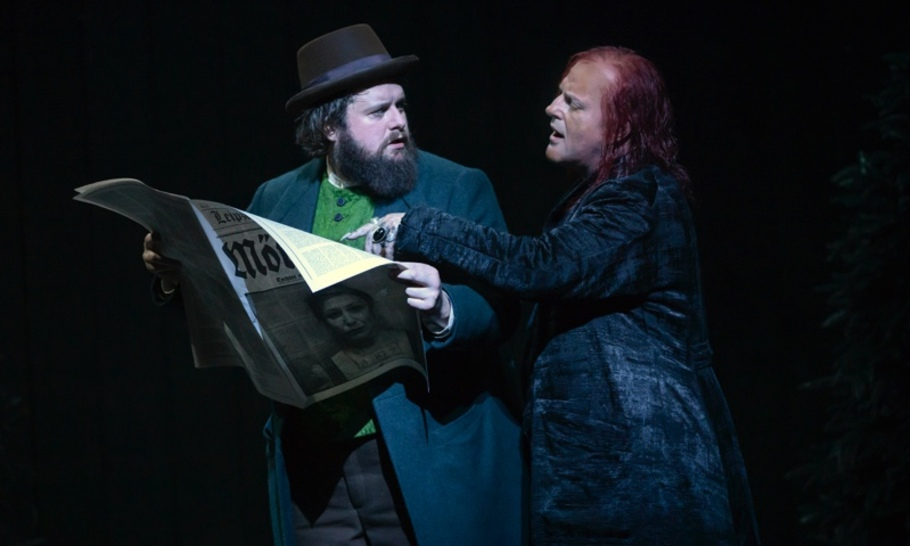 The Devil gets the last laugh in the opening opera of the Glyndebourne season