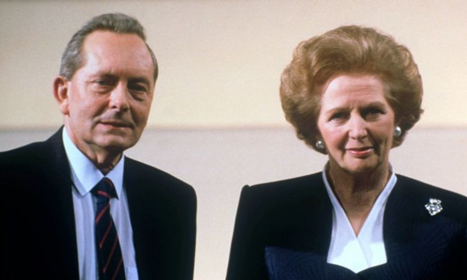 Brian Walden, the man who left politics to become TV's finest political interviewer of the Thatcher era