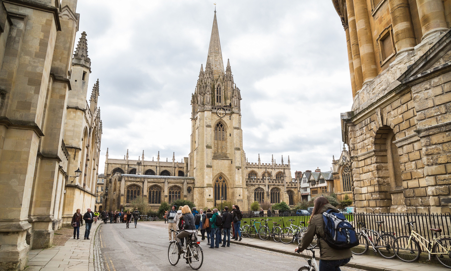 The arresting note of folly: Oxford and class war