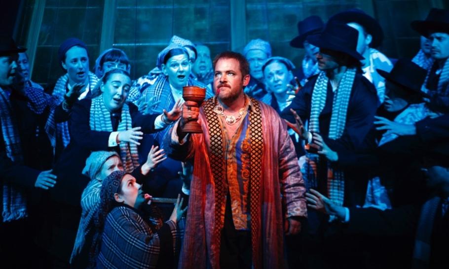 Grange Festival delivers the first British staging of Handel's Belshazzar