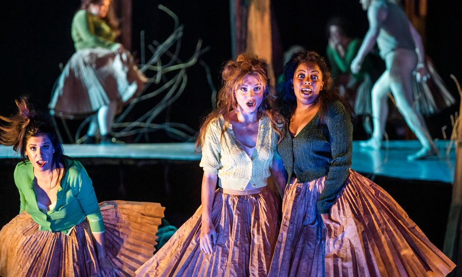 Rusalka at Glyndebourne: forces of nature defy human agency
