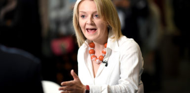 The Article: Liz Truss: the dark horse of the next Tory leadership race?