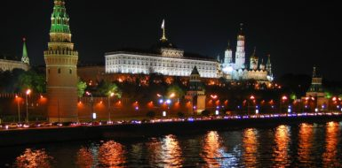 The Article: Glittering Moscow proves the Russians have left Communism behind them