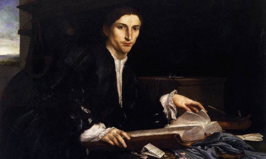 The Article: Lorenzo Lotto: Portraitist, Psychologist