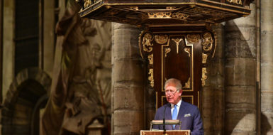 The Article: Prince Charles is trying to help persecuted Christians. But British foreign policy is holding him back.