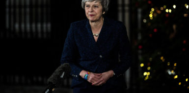 The Article: May must put down her begging bowl and get tough with Brussels