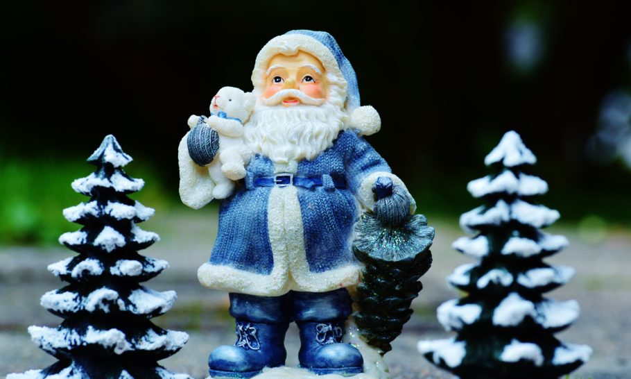 The Article: Teleporting and psychedelic mushrooms: a history of St Nicholas, Santa and his helpers