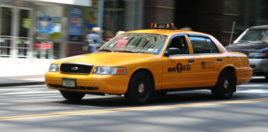 The Article: I like my job as a taxi-driver. And I won't be shooed out of it.