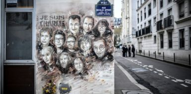 The Article: Four years on from the massacre, Charlie Hebdo's satire is still stinging