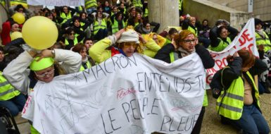 The Article: The Gilets Jaunes are no ordinary protestors