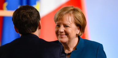 The Article: Macron and Merkel are recreating Fortress Europe