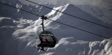 The Article: I like skiing as much as the next guy. But there are some serious problems with Davos...
