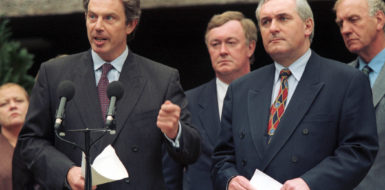 The Article: Belfast Agreement requires neither a backstop, nor a bill of rights