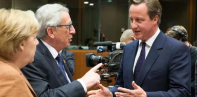The Article: 'Inside Europe: 10 Years of Turmoil' is entertaining, but hugely limited