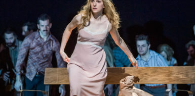 The Article: Opera review: Katya Kabanova, Royal Opera